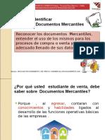 DOCUMENTOS MERCANTILES PROCESO 3 MEDIOS 2.ppt