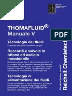 Thomafluid Manuale V (italiano)