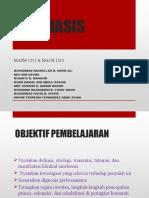Amebiasis Presentation