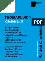 Thomafluid Käsikirja II (suomi)