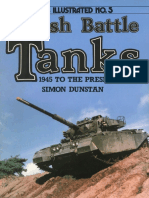 British Battle Tanks. 1945 to the Present [Tanks Illustrated 5]