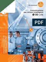 Comunicazione per sensori intelligenti IO-Link