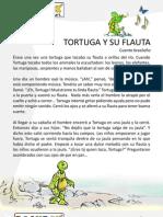 Tortuga y su flauta (cuento brasileño)