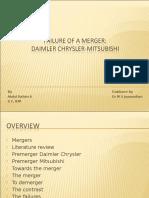 115181268-The-Daimler-Chrysler-Merger.ppt