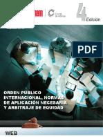 Normas de Aplicacion necesaria del Derecho Internacional Privado