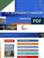 PT. Supra Bakti Mandiri Profile of Rubber Lining
