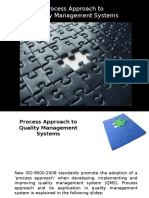 4.Process Approach of ISO