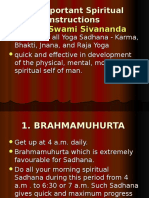 20 Important Spiritual