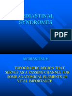 15. Mediastinal Syndromes
