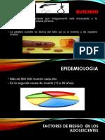 El suicidio(diapositivas)