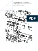 Dual Range 7 %26 8 Speed Transmission - Gears %26 Related Parts - 5600%2c 6600%2c 7600%2c 5700%2c 6700%2c 7700