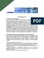 Informativo IQ - Março 2008