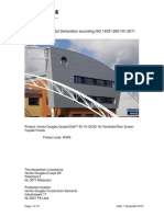 Type II Environmental Declaration QC25-10