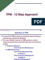 Tpm Presentation 12 Steps 1 121[1]