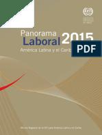 Panorama Laboral 2015. América Latina y El Caribe