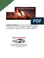 El impacto ambiental.docx
