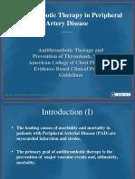 AntithromboticTherapy