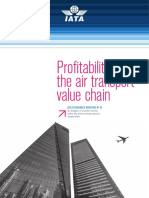 Profitability and the Air Transport Value Chain