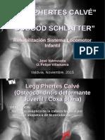 Presentacion Perthes y Osgood Schlatter