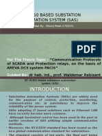 IEC 61850 Based Substation Automation System (SAS)- PPT 1