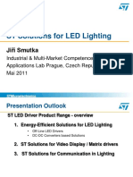 2 STMicroelectronics LED Solutions