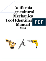 agricultural mechanics tool id manual