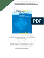 Physiologie de la jonction neuromusculaire et mécanisme d'action des curares Pratan 2011