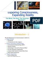 Conscioussness - Expanding Reality Booklet