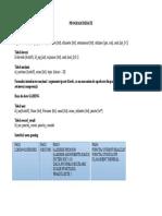 Baza de Date IDEI