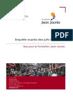 Enquête auprès des juifs de France 2015