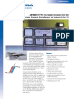 AN/GSM-397(V) Electronic Systems Test Set BROCHURE