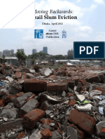 Korail Eviction Report