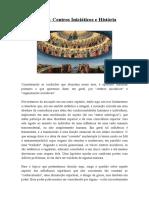 JULIUS EVOLA - Centros Iniciáticos e História