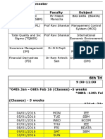 Time Table _ 6th Trimester_batch-II_updated
