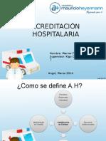 Acreditacion Hospitalaria.ppt