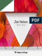 Zoe Nelson Catalog