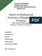 Banking and insurance of Bangladesh