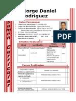 Daniel Perfil 13498309