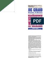 Joe Girard - Każdemu Sprzedasz Wszystko Co Zechcesz