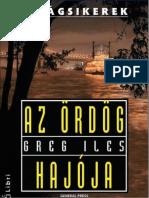 Az Ordog Hajoja Greg Iles