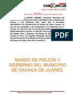 Bando del Municipio de Oaxaca con Modificaciones  20-sep-14.pdf