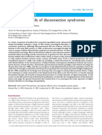 The rises and falls of disconnection syndromes (WM and GM cortical pathology).pdf