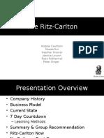 39354071-Ritz-Carlton-Presentation-Final.ppt