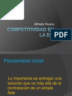 Competitividad en la Dfi