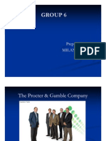 Milan-The Procter & Gamble Company complete data