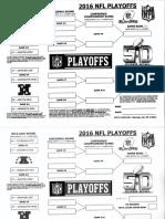 NFL Quiniela 2016