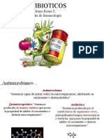 Antibioticos MEC de ACCION Ppt