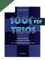 1000 Trios (Proficiency)(Gaped Sentences)