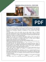 Solución a La Mediterraneidad de Bolivia