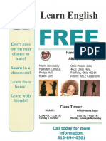 HCSD ABLE Adult English Classes